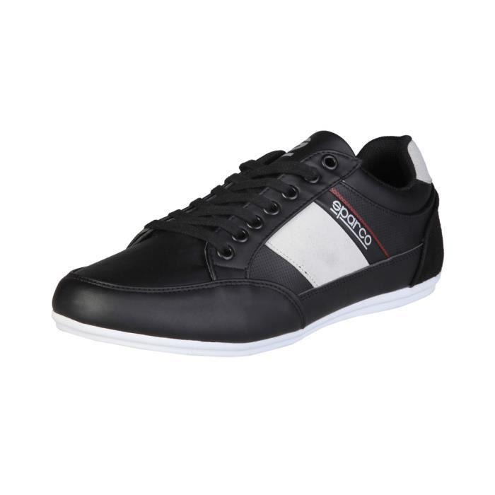 Sparco - Sneakers pour homme (CORDOBA_BLACK) - Noir 3ZZo8