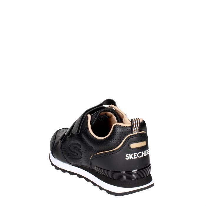 Skechers Sneakers Femme Noir, 40