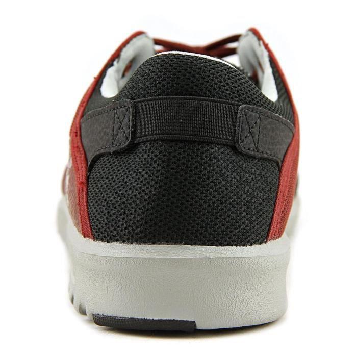 Etnies Scout YB Hommes US 9 Noir Chaussure de Basket