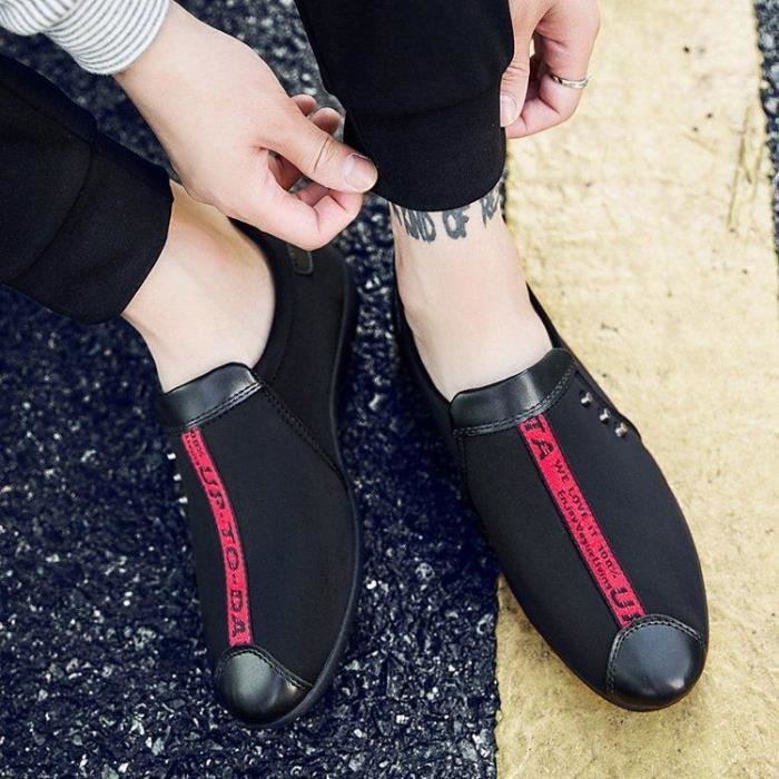 Course 39 Assurer Ultra RéSistant Style AntidéRapant Respirant Noir Mesh Pied Extensible A L'Abrasion Chaussure à Homme dqY1Zd