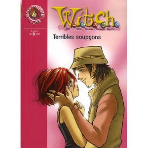 Livre 6-9 ANS Witch Tome 20