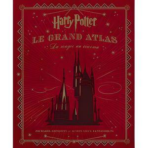 LIVRE CINÉMA - VIDÉO Harry Potter : le grand atlas