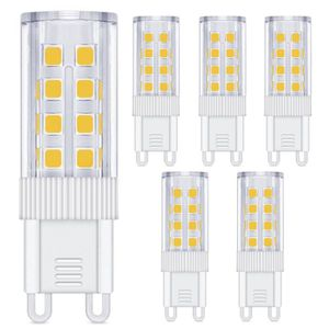 3000k220 Ampoules AcSans Scintillement Led Chaudes Lampes 3wNasharia 240v G9 Ampoule 35w ÉquivalentBlanches rBQtdshCx
