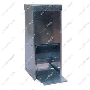 MANGEOIRE - TRÉMIE Mangeoire automatique à trémie 10kgs de grains ANT
