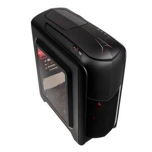 BOITIER PC  Kolink Aviator M Boitier Micro-ATX Noir avec fenet