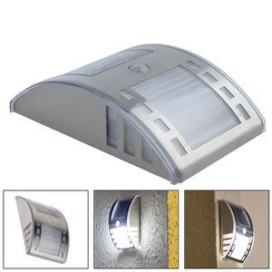 Applique ext rieure avec d tecteur de mouvements achat - Eclairage exterieur solaire avec detecteur de mouvement ...