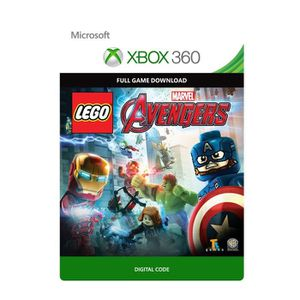 JEU XBOX 360 À TÉLÉCHARGER Lego Marvel's Avengers Jeu Xbox 360 à télécharger