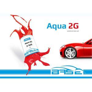 PEINTURE AUTO Base hydro à vernir 100ml Peugeot 9PM0 GRIS SHARK