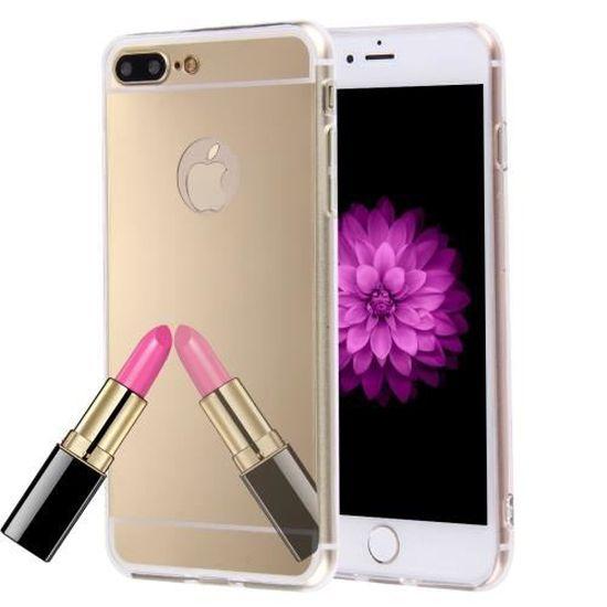 coque iphone 7 plus effet miroir