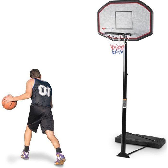 PANIER DE BASKET-BALL Panier de Basket sur Pied Enfant Adulte Hauteur 22