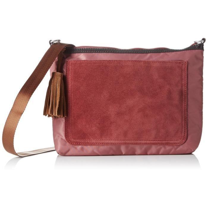 f76456c4ee Bensimon Mini Bag, Sacs Bandoulière ONOHR Noir - Achat / Vente sac ...