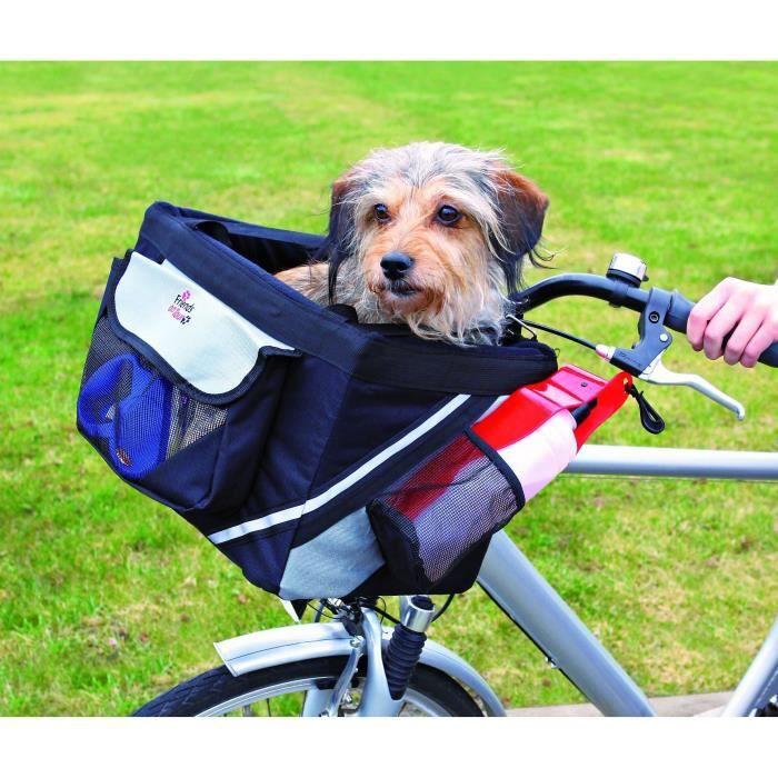 trixie front box pour v lo pour chien achat vente kit de transport front box basic pour v lo. Black Bedroom Furniture Sets. Home Design Ideas