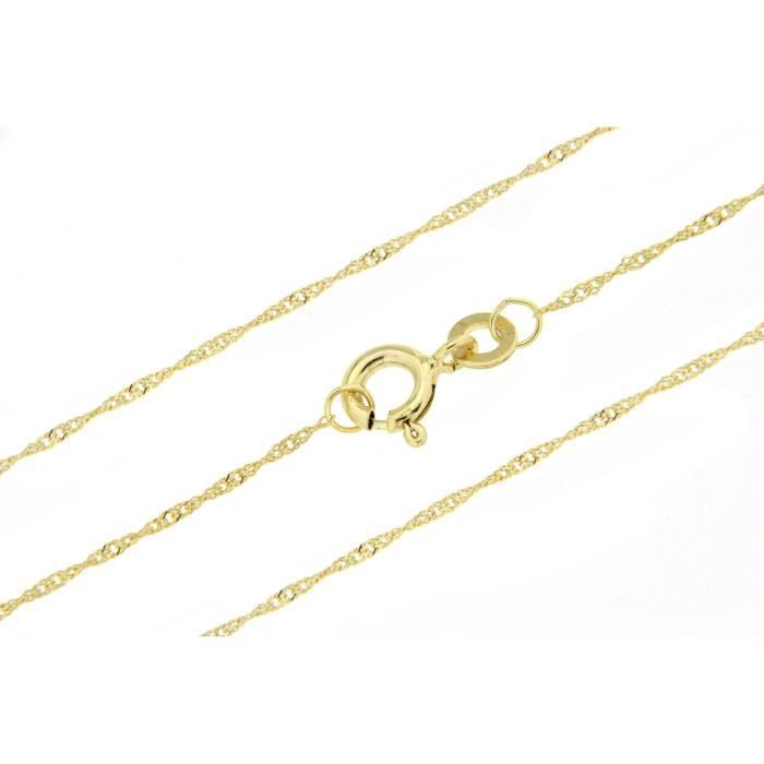 326898 - Collier Femme - Or Jaune 333-1000 (8 Cts) INKT2