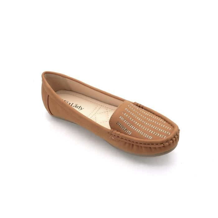 Mlia Lady (zenobia) Loafer Slip On Moccasins Driving Shoes JQYIF Taille-40