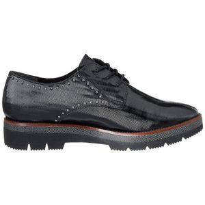 chaussures tozzi noirs 23702 a femme derbies lacets marco rwqrH41U