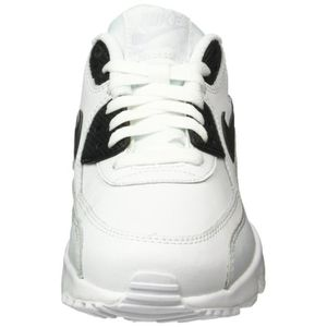 ... BASKET Nike Big Kids Air Max 90 Leather Running Shoes NZV. ‹›