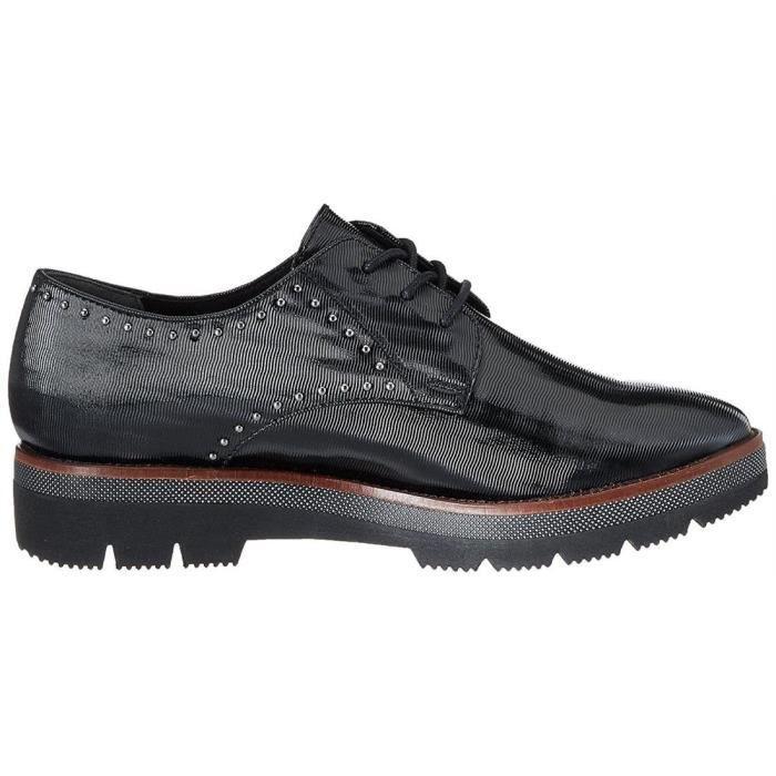 lacets 23702 a tozzi femme derbies chaussures marco noirs 5qSnaycwc7