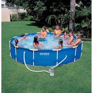 piscine tubulaire qui craque