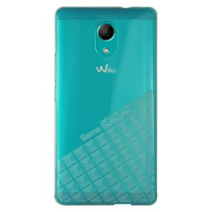 WIKO Coque Transparente GAME CHANGER Pour WIKO ROBBY 3G