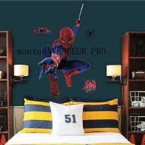 STICKERS Stickers muraux Enfants Spider-Man