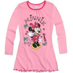 pas mal e4006 ccdbb Chemise de nuit Disney Minnie 2 ans Rose - Achat / Vente ...