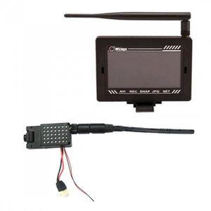 PIÈCE DÉTACHÉE DRONE Kit caméra FPV 5.8Ghz avec moniteur vidéo TFT