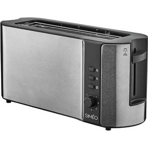 GRILLE-PAIN - TOASTER SIMEO - Grille-pains 1 fente 1000w - gpl200