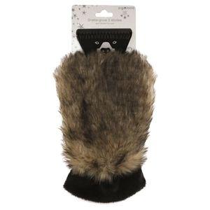 RACLETTE - DÉGIVRANT Moufle Gratte-Givre BEAR Raclette Grattoir Pour Pa