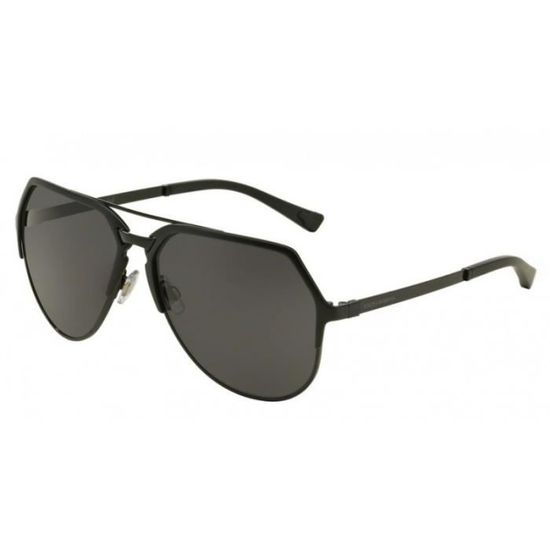 Lunettes de Soleil Dolce Gabbana Noir Homme - Achat   Vente lunettes ... 5863624f7df5