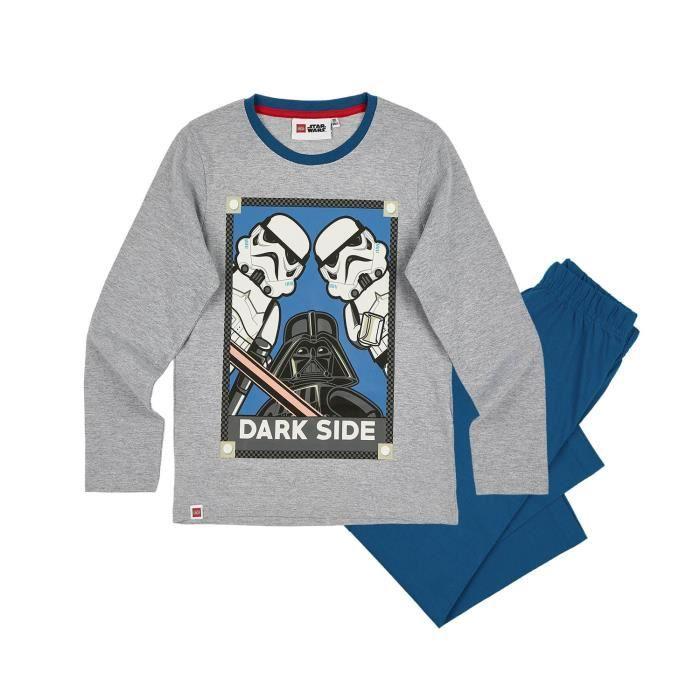 STAR WARS Pyjama 161996 - Enfant Garçon - Gris