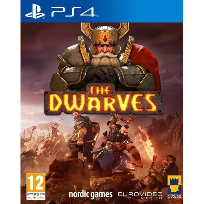 The Dwarves Jeu PS4