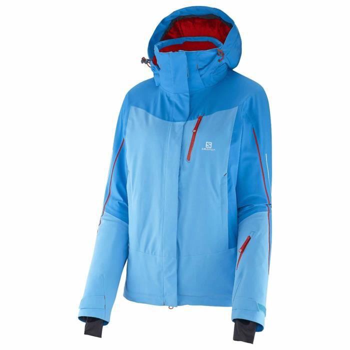 officiële foto's klassiek goedkoop voor korting Veste de ski Femme Salomon Icegl…