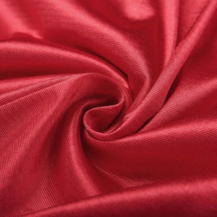 Les femmes sans manches en dentelle florale formelle longue soirée robe de bal robe de bal@rouge