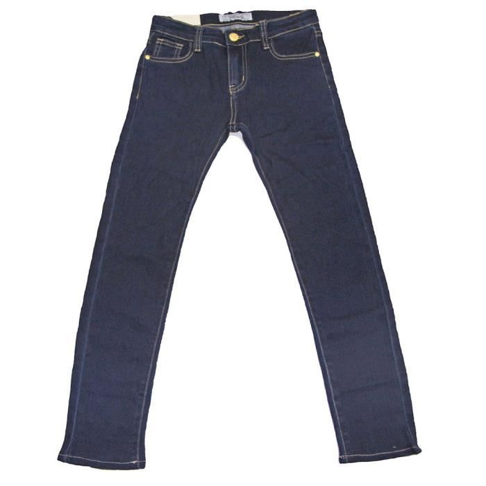 0aca3f3b14f5e Jeans enfant taille elastique - Achat / Vente pas cher