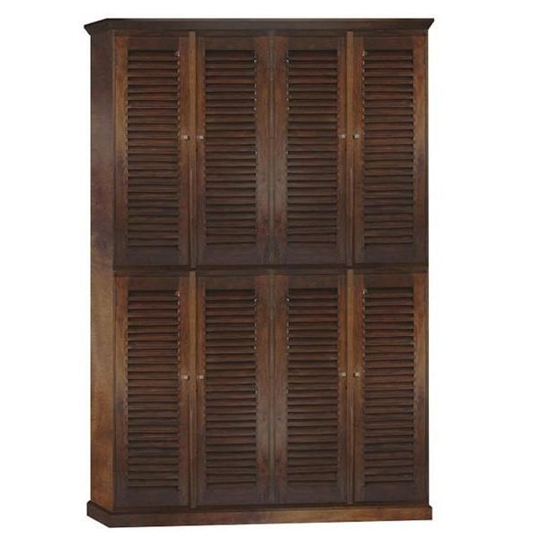 Armoire Chambre Style Colonial : Armoire coloniale portes persiennes achat vente