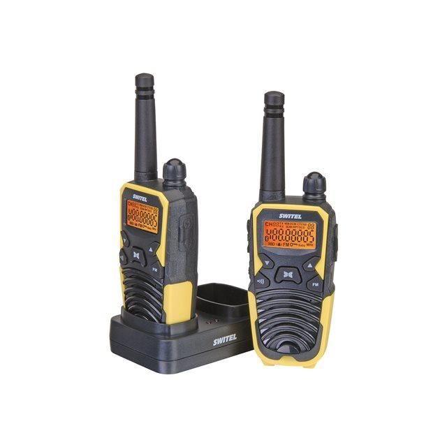 Talkie Walkie Km Haute Performance Très Longue Portée Avec - Talkie walkie longue portée