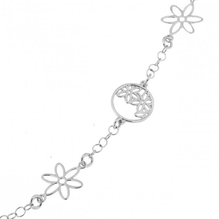 Bracelet Argent 925 ref 42848 Sanscouleur