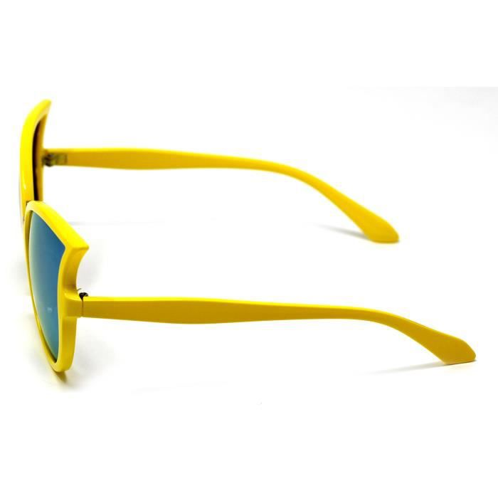 Lenses VMLWK Mirror Uvb Sunglasses With Coated Protection Premium 80H7qSEA8