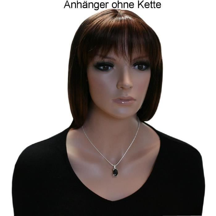 In Collections - 0020201692340 - Pendentif Femme - Argent Fin 925-1000 - Zirconium P0NSA