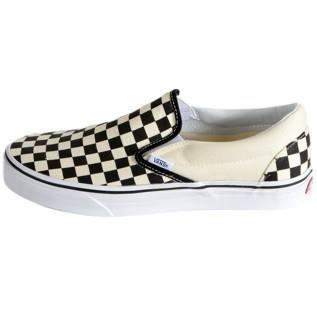 Basket Vans Classic Slip-On Blk&...