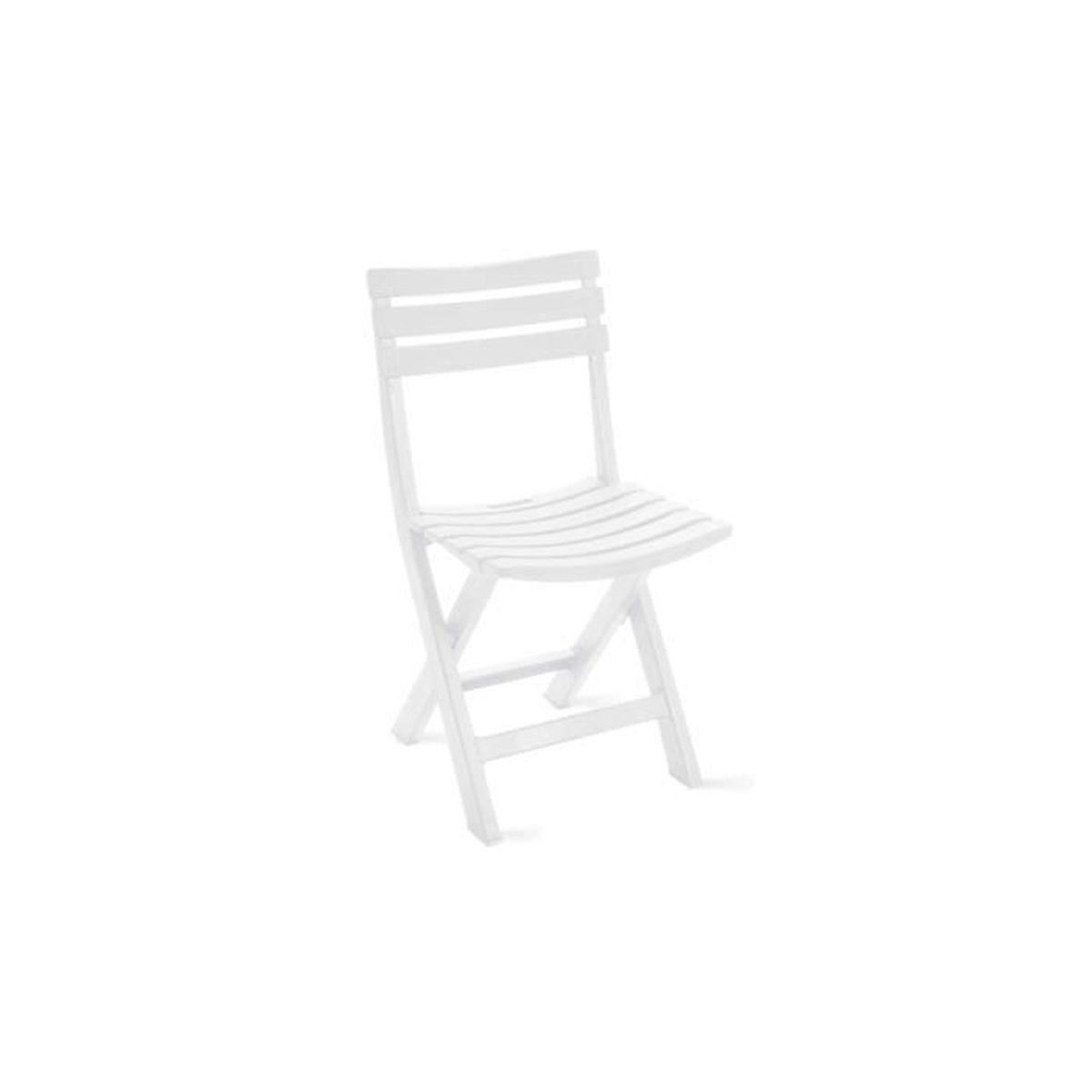 Chaise jardin plastique pliante - Achat / Vente Chaise jardin ...