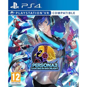 JEU PS4 Persona 3 : Dancing in Moonlight Jeu PS4