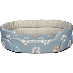 TRIXIE Lit Jimmy - 55x45 cm - Bleu clair - Pour chien