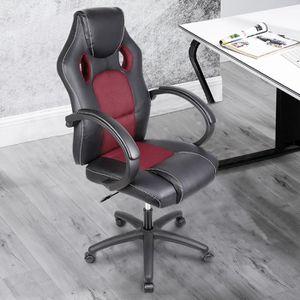 CHAISE DE BUREAU Chaise Fauteuil de bureau Chaise de Gamer Ergonomi