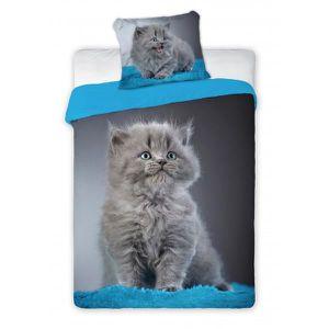 housse de couette chaton achat vente housse de couette chaton pas cher cdiscount. Black Bedroom Furniture Sets. Home Design Ideas