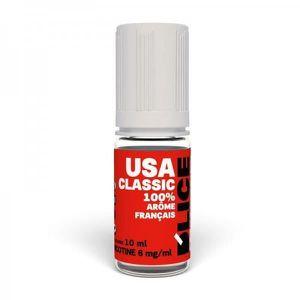 LIQUIDE 10 x E-LIQUIDE DLICE TABAC USA CLASSIC en 06 mg