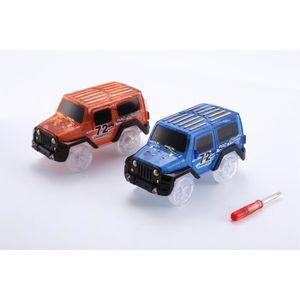voiture pour circuit flexible lumineux achat vente jeux et jouets pas chers. Black Bedroom Furniture Sets. Home Design Ideas