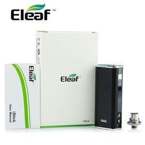 CIGARETTE ÉLECTRONIQUE Original Box 20W Eleaf iStick 2200mAh MOD Batterie
