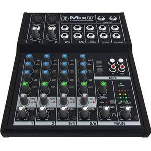 TABLE DE MIXAGE Mackie MIX8 - Table de mixage 8 voies