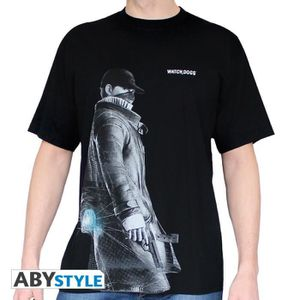 T-SHIRT ABYSTYLE T-shirt Watch Dogs